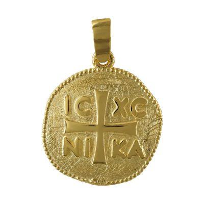 Κίτρινο Χρυσό Κωνσταντινάτο Κ14 ΚΝ208