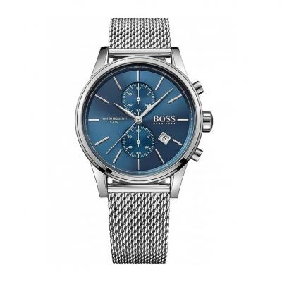 HUGO BOSS Chronograph Mesh Stainless Steel Bracelet 1513441