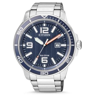 CITIZEN Eco-Drive Stainless Steel Bracelet AW1520-51L