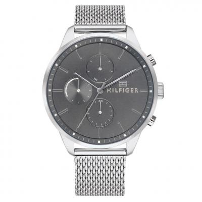 Tommy HILFIGER Chase Multifunction Stainless Steel Bracelet 1791484 9cd6b3ee0c