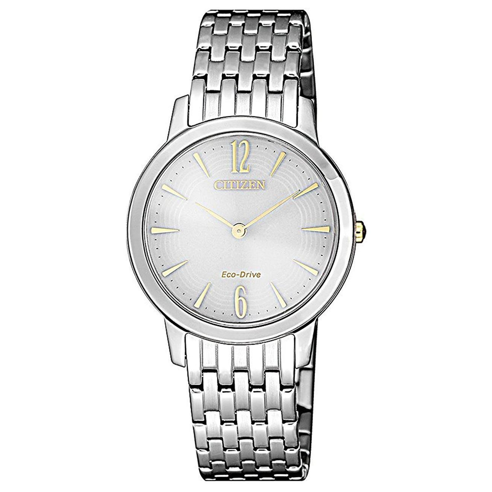 CITIZEN Ladies Slim Eco-Drive EX1498-87A