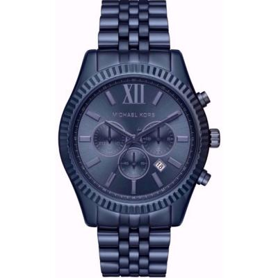 MICHAEL KORS Lexington Blue Stainless Steel Bracelet MK8480