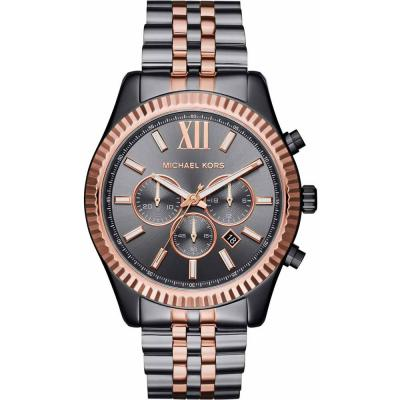 MICHAEL KORS Lexington Two Tone Stainless Steel MK8561