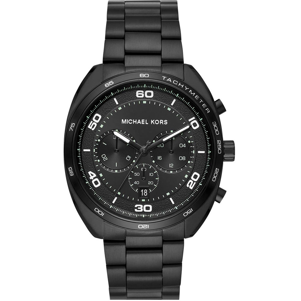 MICHAEL KORS Dane Black Stainless Steel Bracelet MK8615