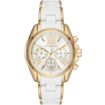 MICHAEL KORS Bradshaw Two Tone Stainless Steel Chronograph MK6578