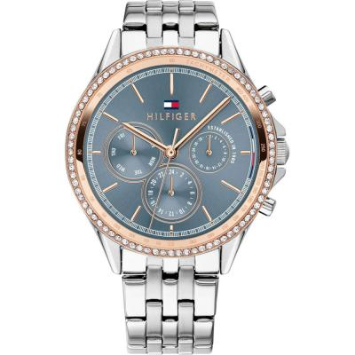 Tommy HILFIGER Ari Multifunction Crystals Stainless Steel Bracelet 1781976