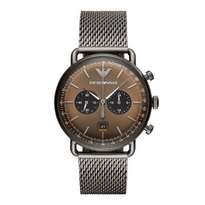 EMPORIO ARMANI Stainless Steel Chronograph AR11141