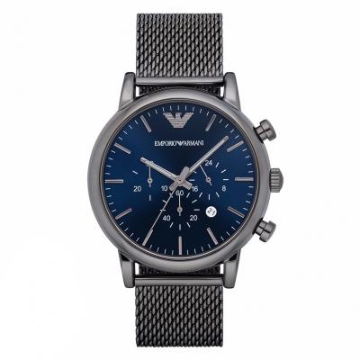 EMPORIO ARMANI Classic Stainless Steel Chronograph AR1979