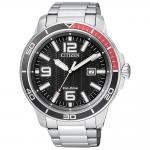 CITIZEN Eco-Drive Stainless Steel Bracelet AW1520-51E