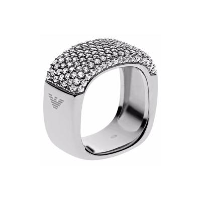 EMPORIO ARMANI Γυναικείο Δαχτυλίδι Από Ατσάλι EG3216040