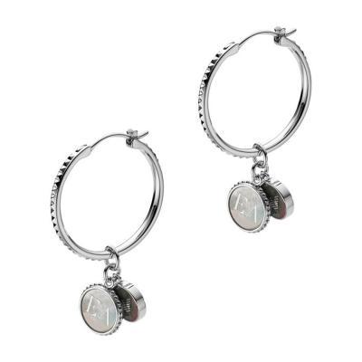 EMPORIO ARMANI Γυναικεία Σκουλαρίκια Από Ατσάλι EG3355040