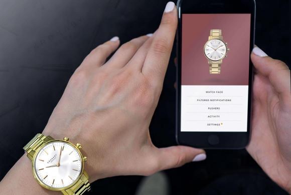 Κυριάκος Γκόφας ατσάλινα ρολόγια που σε πηγαίνουν μπροστά σε στυλ