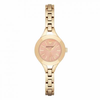 EMPORIO ARMANI Chiara Gold Stainless Steel Bracelet AR7417