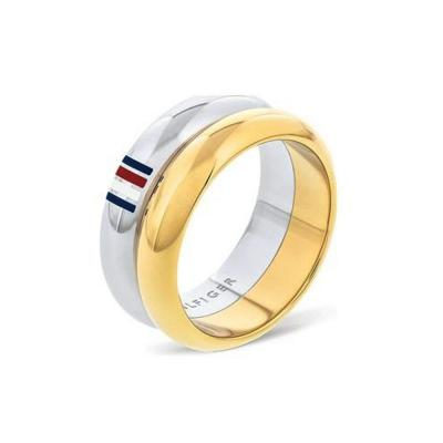 TOMMY HILFIGER Γυναικείο Δαχτυλίδι Από Επιχρυσωμένο Ατσάλι 2701097C