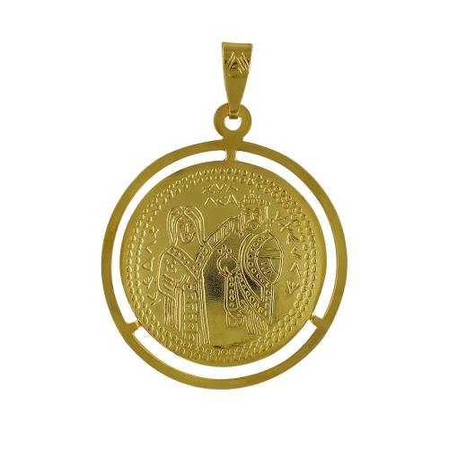 Κίτρινο Χρυσό Κωνσταντινάτο Κ9 ΚΝ218