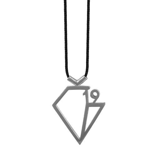 Γούρι Lucky Diamond 2019 by KIRIAKOS GOFAS Από Ασήμι 925 GR320