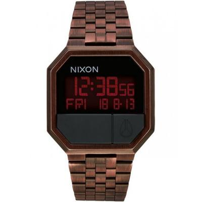 NIXON Re-Run Antique Rose Gold Stainless Steel Bracelet A158-894