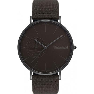 TIMBERLAND Chelmsford Brown Leather Strap 15489JSU-12