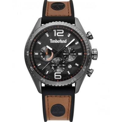 TIMBERLAND Stonington Brown Leather Strap 15512JSU-02