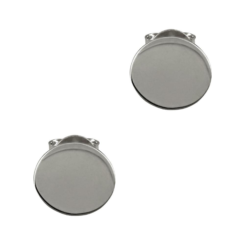 Σκουλαρίκια Κύκλοι Από Ασήμι SK780