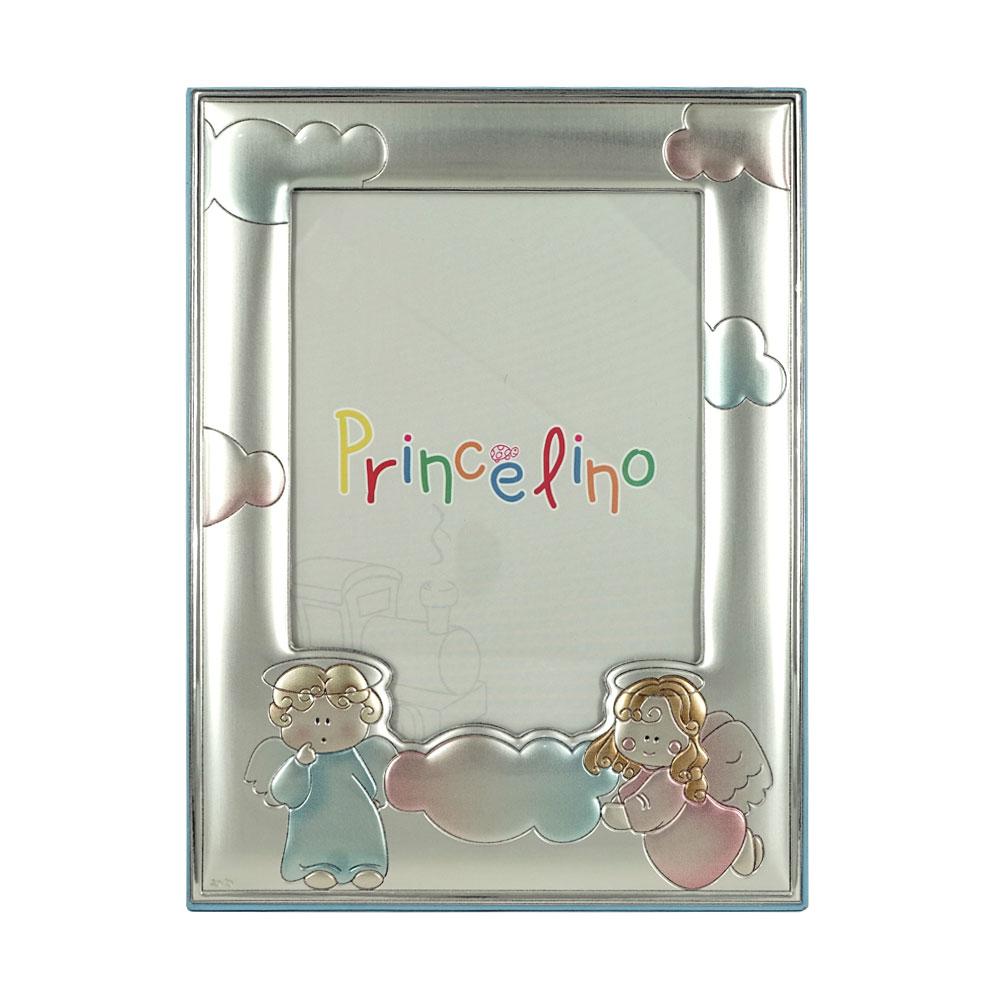 Princelino Παιδική Κορνίζα Για Αγόρι Από Ασήμι MA/137C-C
