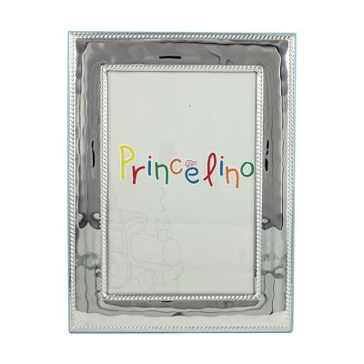 Princelino Παιδική Κορνίζα Για Αγόρι Από Ασήμι MA/326C-C