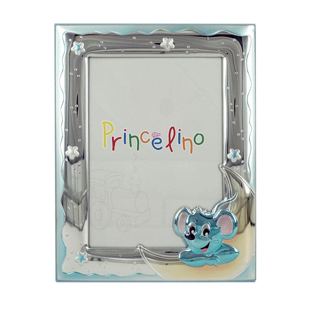 Princelino Παιδική Κορνίζα Για Αγόρι Από Ασήμι MA/126B-C