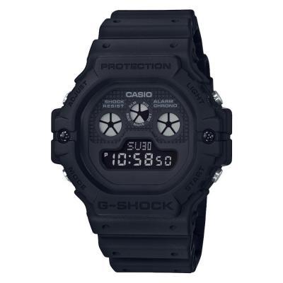 CASIO G-SHOCK Digital Black Rubber Strap DW-5900BB-1ER