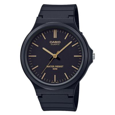 CASIO Collection Black Rubber Strap MW-240-1E2VEF