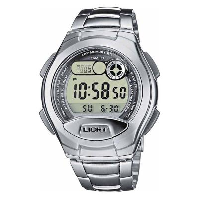 CASIO Collection Stainless Steel Bracelet W-752D-1AV