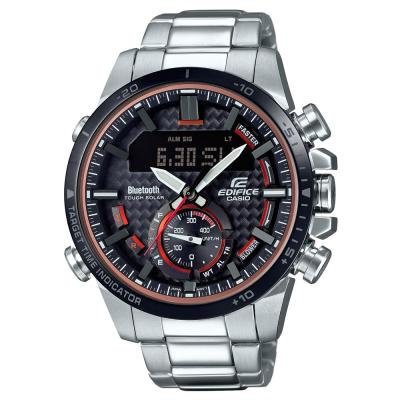 CASIO Edifice Bluetooth Solar Stainless Steel Chronograph ECB-800DB-1AEF