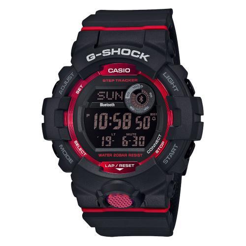 CASIO G-Shock Bluetooth Black Rubber GBD-800-1ER