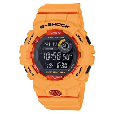 CASIO G-Shock Bluetooth Orange Rubber GBD-800-4ER