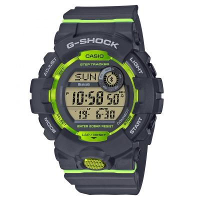 CASIO G-Shock Bluetooth Grey Rubber GBD-800-8ER