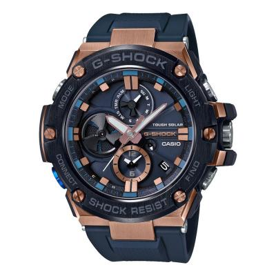 CASIO G-SHOCK Black Rubber Strap GST-B100G-2AER