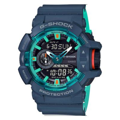 CASIO G-Shock Blue Rubber Strap GA-400CC-2AER
