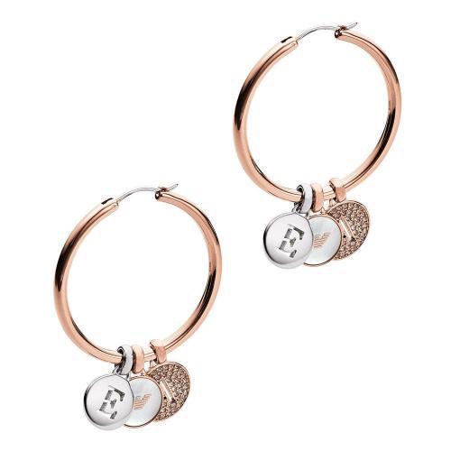 EMPORIO ARMANI Γυναικεία Σκουλαρίκια Από Ατσάλι EGS2489221