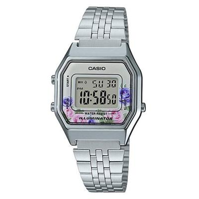 CASIO Collection Stainless Steel Bracelet LA-680WEA-4CEF