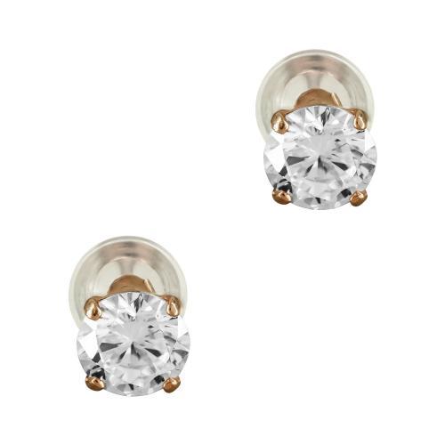 Σκουλαρίκια Με Πέτρες Από Κίτρινο Χρυσό K14 SK825