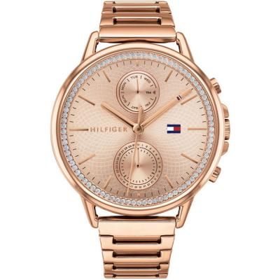 TOMMY HILFIGER Carly Rose Gold Stainless Steel Bracelet 1781915