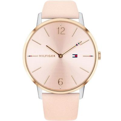 TOMMY HILFIGER Alex Pink Leather Strap 1781973