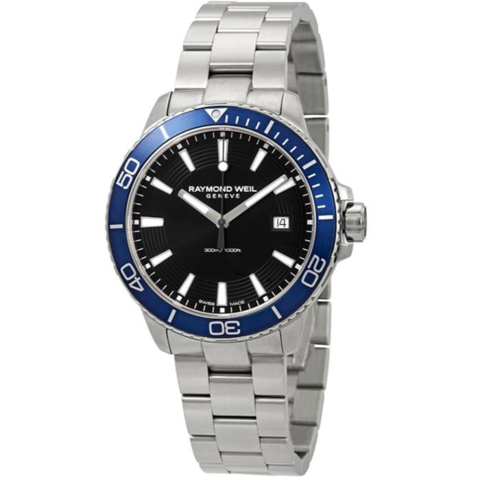 RAYMOND WEIL Tango Stainless Steel Bracelet 8260-ST3-20001