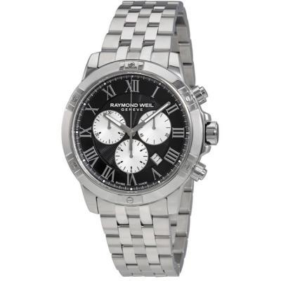 RAYMOND WEIL Tango Chronograph Stainless Steel Bracelet 8560-ST-00206