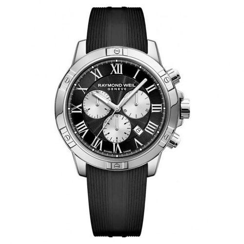 RAYMOND WEIL Tango Chronograph Black Dial 8560-SR-00206