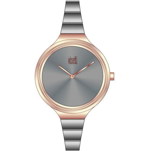 VISETTI Bellini Stainless Steel Bracelet ZE-496TIR