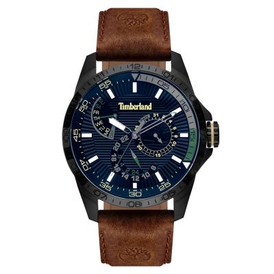 TIMBERLAND Oakham Brown Leather Strap 15641JSU-03