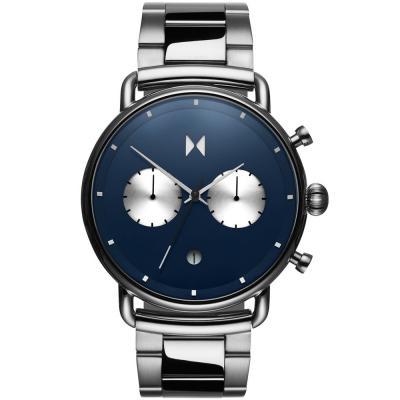 MVMT Astro Blue Stainless Steel Bracelet D-BT01-BLUS
