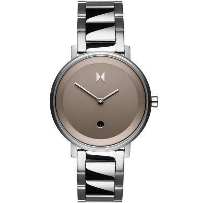 MVMT Cloud Silver Stainless Steel Bracelet D-MF02-S