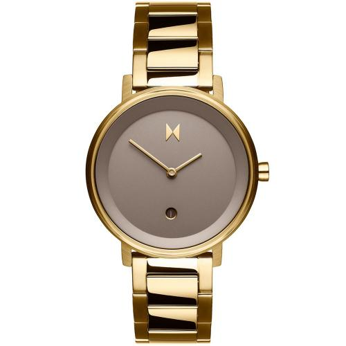 MVMT Champagne Gold Stainless Steel Bracelet D-MF02-G
