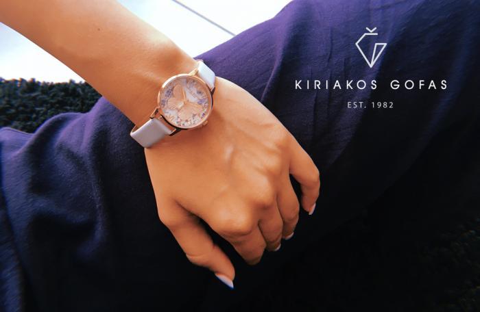 BEEyourself με τα ρολόγια Olivia Burton!